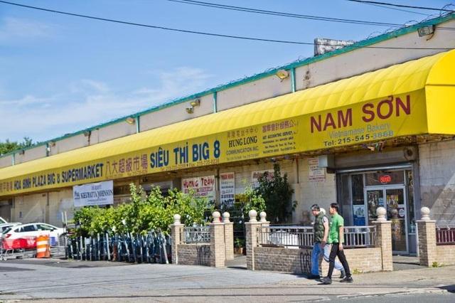 Trung tâm buôn bán của người Việt tại Mỹ bị dẹp bỏ - 1