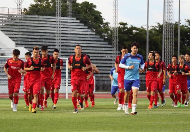 Đội hình nào cho đội tuyển Việt Nam trước cuộc đấu với Thái Lan? - 22