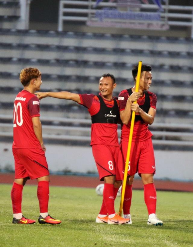Đội hình nào cho đội tuyển Việt Nam trước cuộc đấu với Thái Lan? - 12