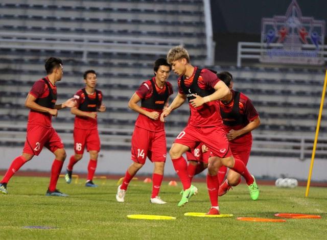 Đội hình nào cho đội tuyển Việt Nam trước cuộc đấu với Thái Lan? - 10