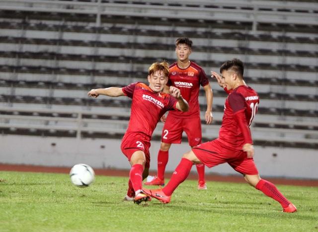 Đội hình nào cho đội tuyển Việt Nam trước cuộc đấu với Thái Lan? - 21