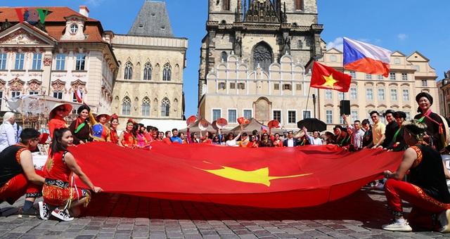 Ấn tượng văn hóa Việt Nam tại Lễ hội các dân tộc thiểu số toàn Séc - 2
