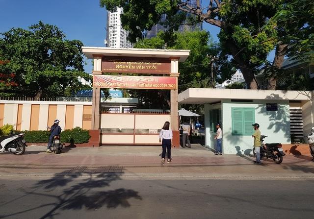 Hôm nay, hơn 13.500 học sinh Khánh Hòa thi vào lớp 10 THPT công lập - 1