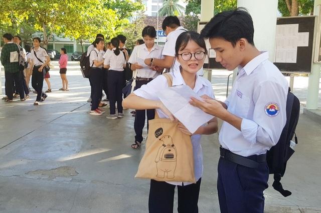 Tuyển sinh lớp 10 Khánh Hòa: Thí sinh vui mừng vì đề Toán dễ - 5