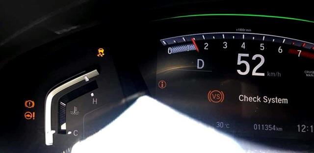 """Honda CR-V bị """"mất"""" chân phanh khi dùng kiểm soát hành trình? - 3"""