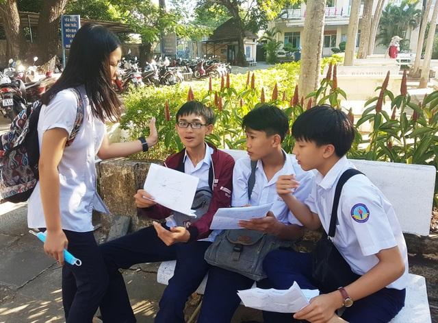Tuyển sinh lớp 10 Phú Yên: 320 thí sinh bỏ thi môn Văn và Toán - 4