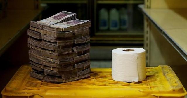 Giá cả tại Venezuela đã tăng vọt 130.000% trong một năm - 1