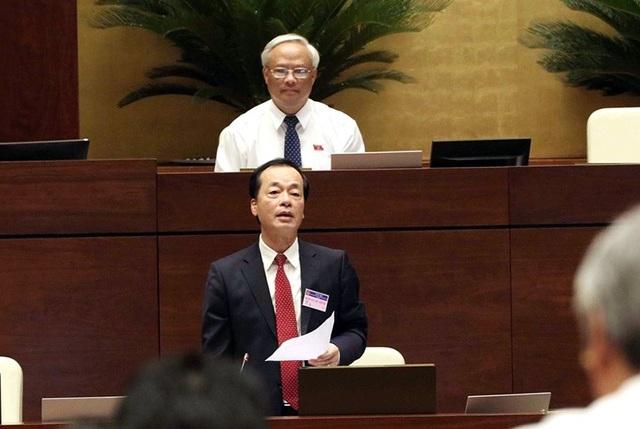 Bộ trưởng Xây dựng: Không loại trừ sửa quy hoạch theo sức ép doanh nghiệp - 2