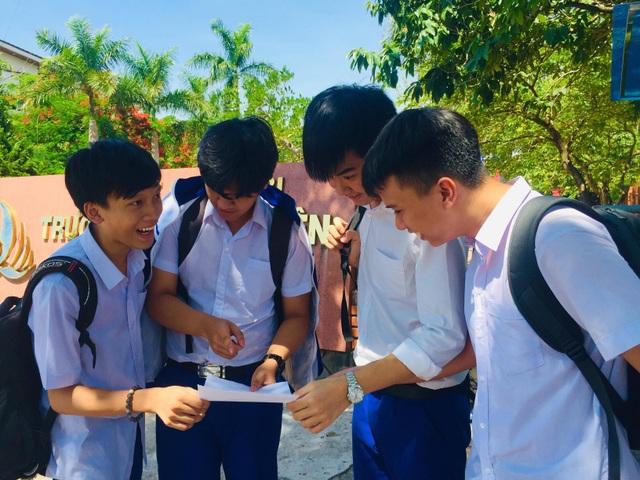 Quảng Trị: Gần 6.000 thí sinh tham dự kỳ thi tuyển sinh lớp 10 - 1