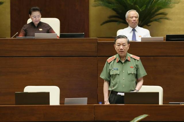 Bộ trưởng Tô Lâm: Công an cấu kết với tội phạm chỉ là trường hợp cá biệt - 3