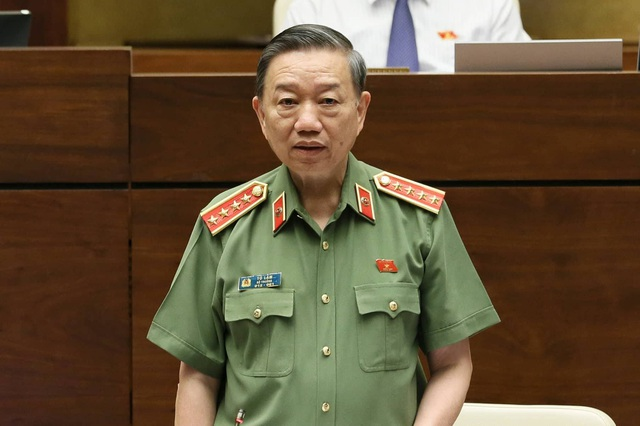 Bộ trưởng Công an nói về 5 bài học trong công tác phòng, chống tội phạm - 1