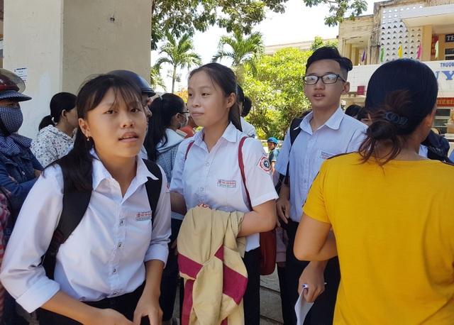 Phú Yên: 12.500 thí sinh thi tuyển sinh lớp 10 - 1