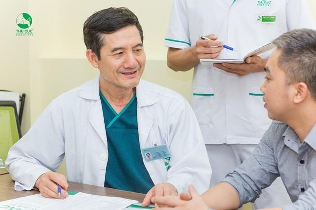 Tán sỏi tiết niệu công nghệ cao tại Bệnh viện uy tín: Giảm tới 50% phí điều trị - 1