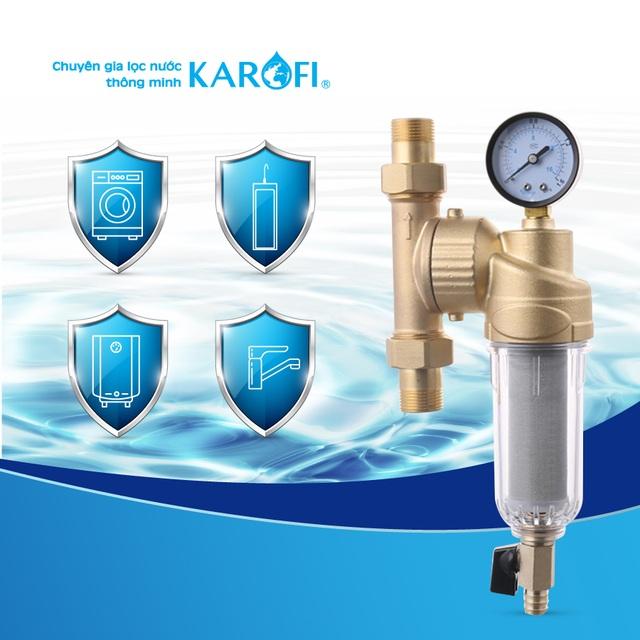 Lọc sạch nguồn nước để bảo vệ thiết bị gia đình - 2