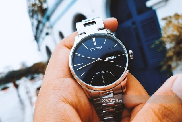 3 bí quyết chọn đồng hồ Citizen cho nam công sở vừa đẹp, vừa sang - 5