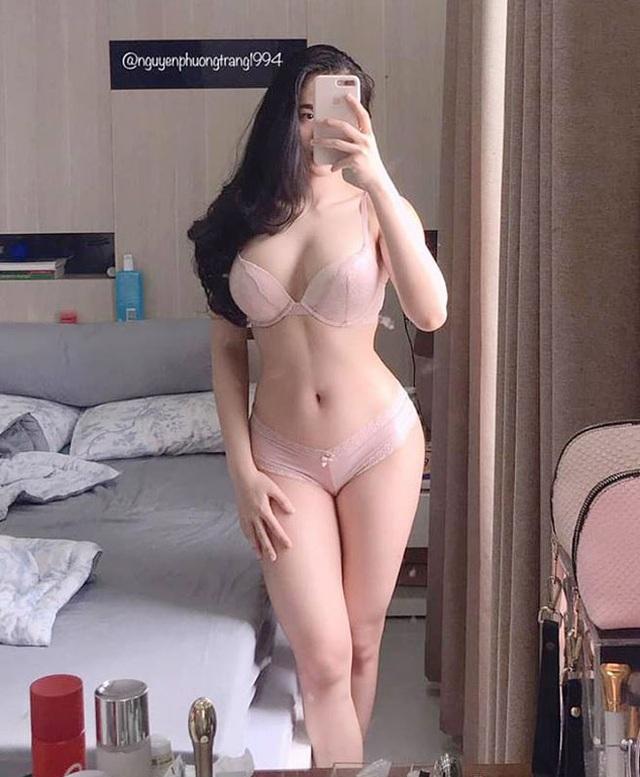 Cách tăng 11cm vòng 3 của hot girl phòng gym xinh nhất Phan Thiết - 3