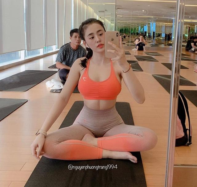 Cách tăng 11cm vòng 3 của hot girl phòng gym xinh nhất Phan Thiết - 5