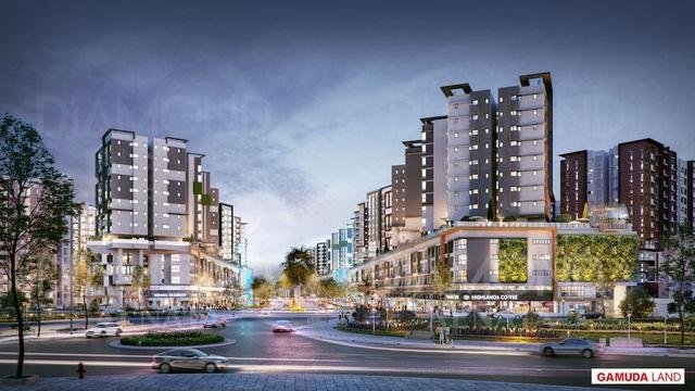 Khu đô thị Celadon City đạt giải bạc quốc tế hạng mục Quy hoạch tổng thể - 7