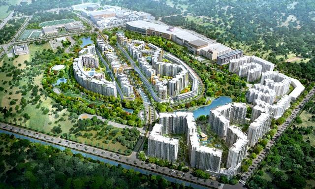 Khu đô thị Celadon City đạt giải bạc quốc tế hạng mục Quy hoạch tổng thể - 9