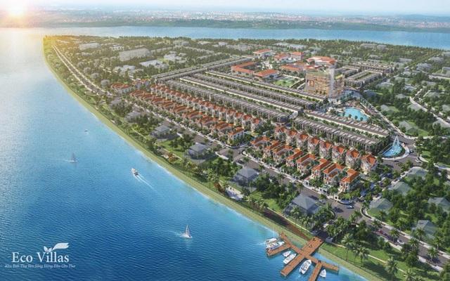 Khu biệt thự Eco Villas - Xu hướng lựa chọn của giới nhà giàu - 1