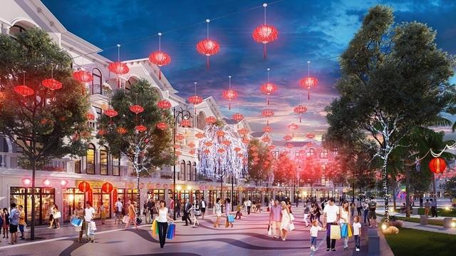 Sinh lời vượt trội, doanh thu ổn định với shop cửa ngõ tại Grand World Phú Quốc - 2
