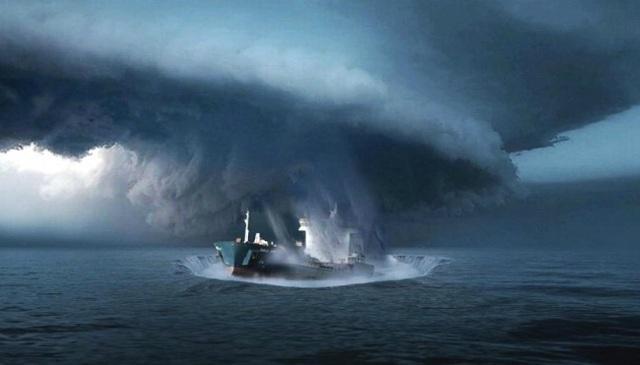 Hé lộ nguyên nhân dẫn tới những vụ tàu bè mất tích bí ẩn ở tam giác quỷ Bermuda - 1