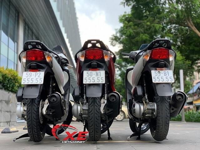 Honda Vision biển ngũ quý 5 giá gần 200 triệu gây choáng - 4