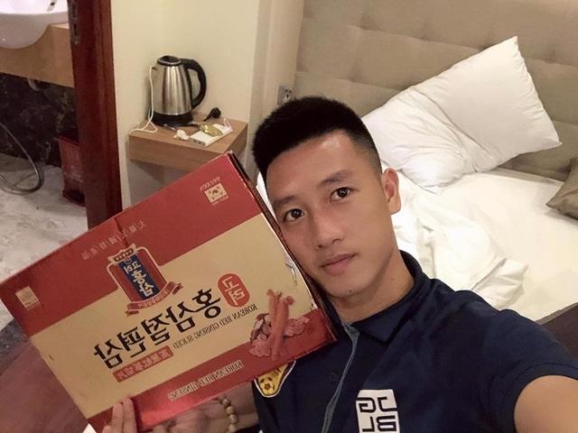 Hoàn hảo như bạn gái cầu thủ Huy Hùng: xinh, giỏi nấu ăn, kiếm tiền, chăm bạn trai - 6
