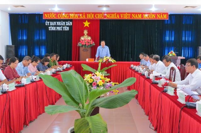 Dịch tả lợn châu Phi sát nách, Phú Yên họp khẩn lên phương án đối phó - 1