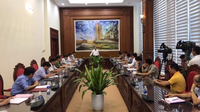 Giám đốc Sở GD-ĐT Quảng Bình công khai xin lỗi sau sự cố tại kỳ thi tuyển sinh vào lớp 10 - 2