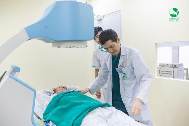 Miễn phí siêu âm và cơ hội tán sỏi thận, sỏi tiết niệu giá 0 đồng tại bệnh viện quốc tế - 3
