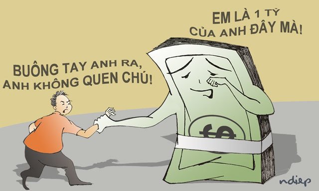 """Chuyện """"đồng tiền của… ma!"""" ở Sơn La! - 1"""