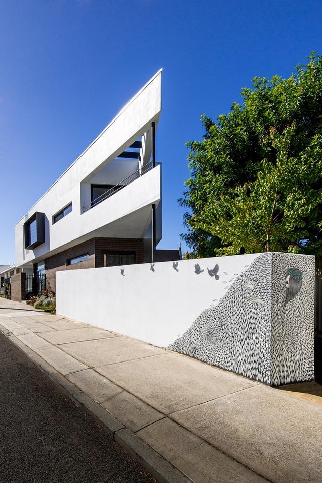 Xây nhà trên đất hình tam giác, kiến trúc sư vẫn tạo ra tác phẩm vạn người mê! - 2