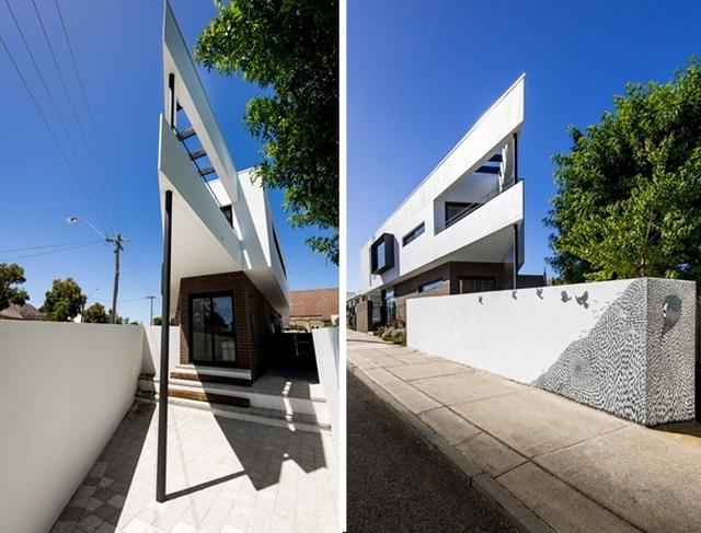 Xây nhà trên đất hình tam giác, kiến trúc sư vẫn tạo ra tác phẩm vạn người mê! - 1