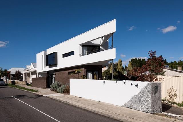 Xây nhà trên đất hình tam giác, kiến trúc sư vẫn tạo ra tác phẩm vạn người mê! - 3