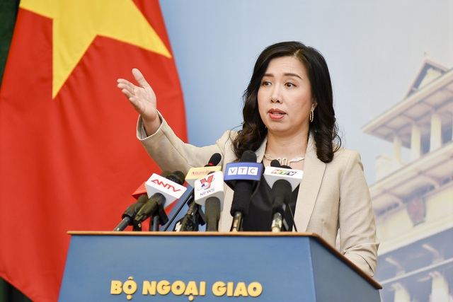 Việt Nam phản ứng về phát biểu của Thủ tướng Singapore liên quan tới Campuchia