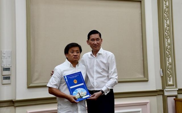 Ông Đoàn Ngọc Hải làm Phó Tổng Giám đốc Tổng Công ty Xây dựng Sài Gòn - 1