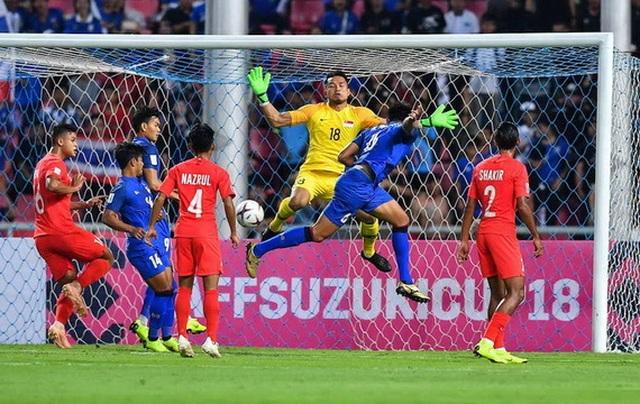 Đội tuyển Thái Lan đặc biệt nguy hiểm ở các tình huống cố định - 1