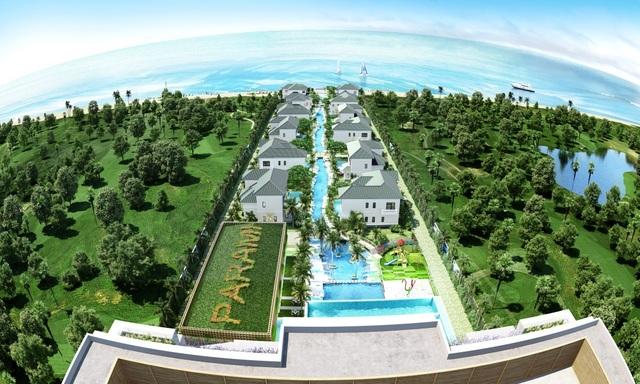 Căn hộ mặt tiền biển Parami Hồ Tràm - Chốn nghỉ dưỡng đúng chất không dành cho số đông - 1