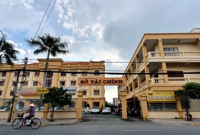 Hàng loạt thiếu sót tại Sở Tài chính tỉnh Đồng Nai - 1