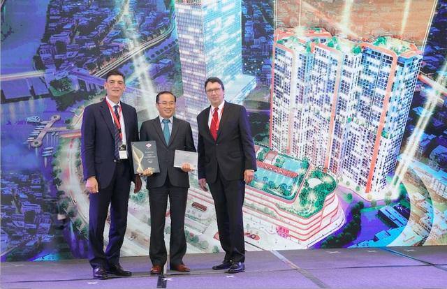 Phú Long được vinh danh tại giải thưởng khu vực Châu Á - BCI Asia Top 10 Awards - 1