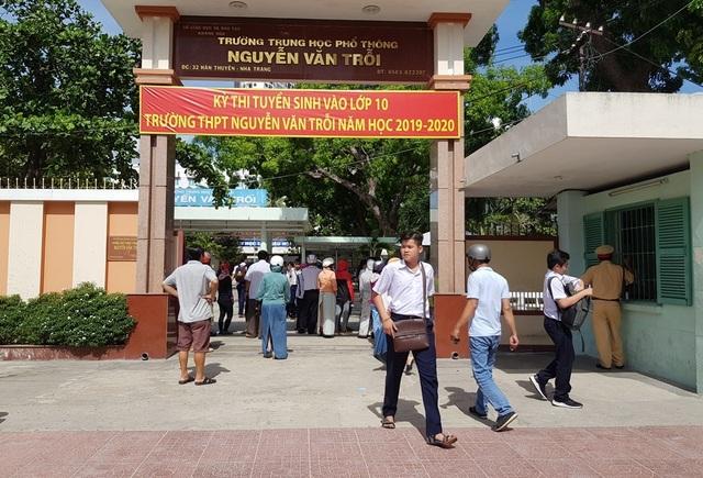 Khánh Hòa xây mới trường THPT 32 lớp để giảm áp lực tuyển sinh lớp 10 - 1