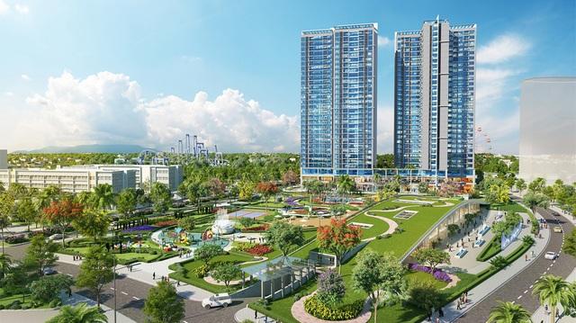 Trải nghiệm hệ thống tiện ích đẳng cấp tại Eco Green Saigon - 1