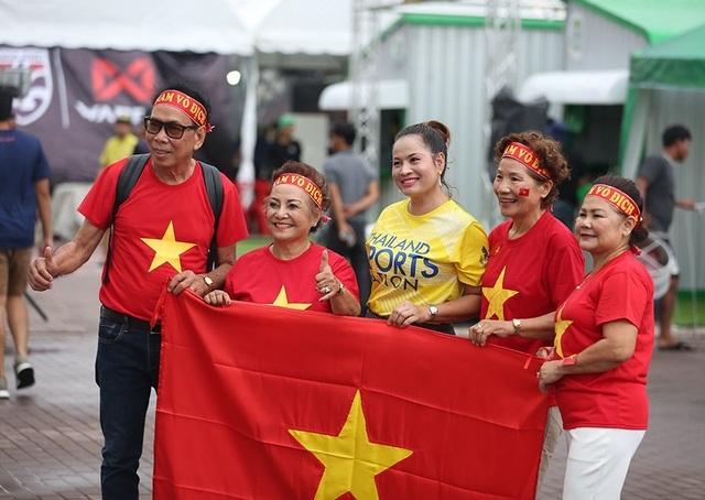 Thái Lan 0-1 Việt Nam (Hiệp 2): Anh Đức ghi bàn - 27