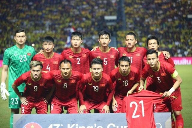 Thái Lan 0-1 Việt Nam (Hiệp 2): Anh Đức ghi bàn - 16