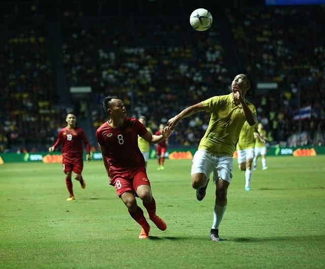 Thái Lan 0-1 Việt Nam (Hiệp 2): Anh Đức ghi bàn - 7