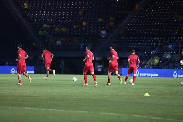 Thái Lan 0-1 Việt Nam (Hiệp 2): Anh Đức ghi bàn - 21
