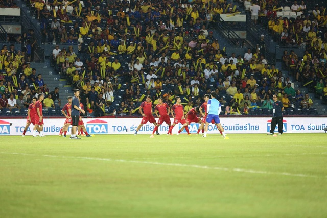 Thái Lan 0-1 Việt Nam (Hiệp 2): Anh Đức ghi bàn - 20