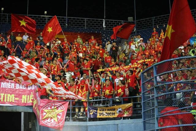 Thái Lan 0-1 Việt Nam (Hiệp 2): Anh Đức ghi bàn - 22
