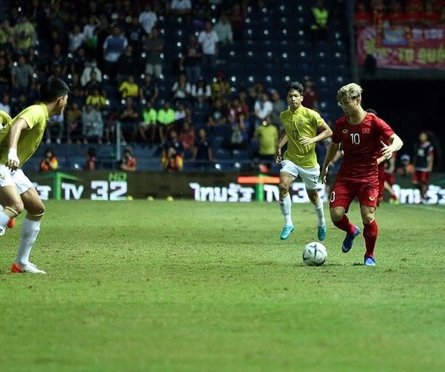 Thái Lan 0-1 Việt Nam (Hiệp 2): Anh Đức ghi bàn - 2